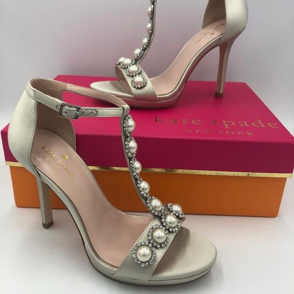 Kate Spade Shoes - KATE SPADE FREYA FORMAL SANDALS  NEW Size 8